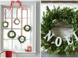 Decoraciones Navideñas Para Ventanas Puertas Adornos De Navidad Para Puertas top Adornar Nuestra Corona De