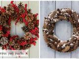 Decoraciones Navideñas Para Ventanas Puertas Como Decorar Pias Para Navidad