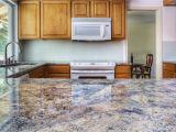 Demi Bullnose Granite Edge Modular Granite Countertops