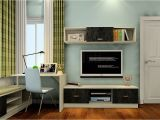 Desk and Tv Cabinet Combo Italian Interior Tv Cabinet and Desk Combination by Window