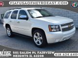 Diamond Brite Tahoe Blue Used 2013 Chevrolet Tahoe Ltz for Sale Fairview Heights Il