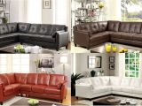Different Colors Of Leather Couches Sectional sofa In 4 Different Colors Variation Leather