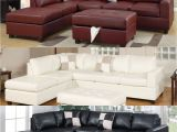 Different Colors Of Leather Couches Sectional sofa Leather sofa Set Sectional Couch 3 Pc