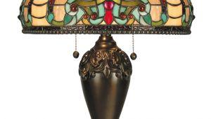 Discontinued Dale Tiffany Lamps Dale Tiffany Tt60203 Tiffany topaz Boroque Table Lamp