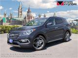 Discontinued Park Design Curtains 2017 Hyundai Santa Fe Sport In Ottawa On Myers Barrhaven Hyundai