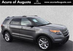 Discount Fabric Stores Augusta Ga 2013 ford Explorer Limited 1fm5k7f8xdga57854 Kia Of Augusta