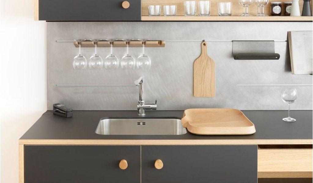 Dise os de cocinas peque as modernas y sencillas cocinas for Disenos de cocinas pequenas y sencillas
