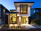 Diseños De Rejas Modernas Para Frentes De Casas Fachada De Casa Moderna De Dos Pisos Y Disea O De