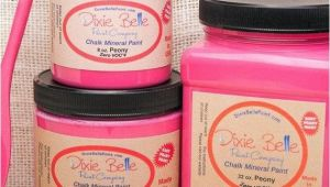 Dixie Belle Paint Reviews Chalk Paint Dixie Belle Peony
