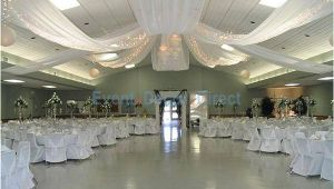 Diy Ceiling Draping Kit Diy Wedding Crafts Ceiling Draping Kits