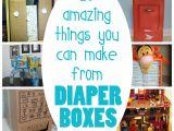 Diy Dvd Storage Ideas 20 Diaper Box Diy Projects Mpmk Contributors Diy Box Diy Diy