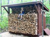 Diy Indoor Firewood Rack Outdoor Wood Shed Google Search Firewood Storage Rack Ideas