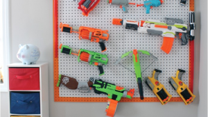 Diy Nerf Gun Storage Ideas Diy Nerf Gun Storage Inspiration Made Simple