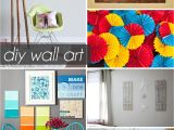 Diy Painting with A Twist at Home 50 Beautiful Diy Wall Art Ideas for Your Home