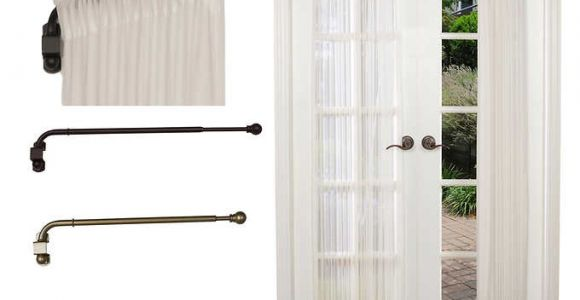 Diy Swing Arm Curtain Rod Diy Swing Arm Curtain Rod Curtain Menzilperde Net