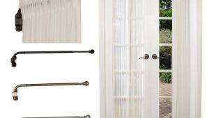 Diy Swing Arm Curtain Rods Diy Swing Arm Curtain Rod Curtain Menzilperde Net