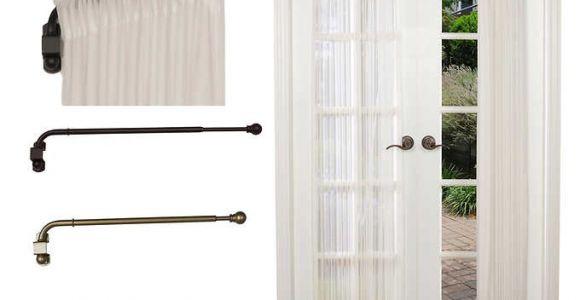 Diy Swing Arm Curtain Rods Diy Swing Arm Curtain Rod Curtain Menzilperde Net