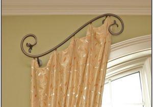 Diy Swing Arm Curtain Rods Swing Arm Curtain Rods Australia Curtains Home Design