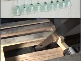 Diy Wine Rack with Lattice Diy Wine Rack From Recycled Pallet This Storage Idea is Perfect for
