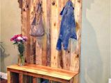Diy Wood Pallet Picture Display Diy Your Own Pallet Hall Tree or Pallet Wood Entryway Bench Wood