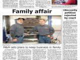 Don Tire In Abilene Ks 021714 Abilene Reflector Chronicle Trans Fat Fat