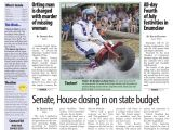 Don Tire In Abilene Ks Enumclaw Courier Herald July 01 2015 by sound Publishing issuu