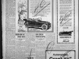 Don Tire In Abilene Ks the Abilene Daily Reporter Abilene Tex Vol 20 No 28 Ed 1