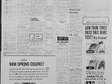 Don Tire In Abilene Ks the Cuero Record Cuero Tex Vol 65 No 143 Ed 1 Monday May