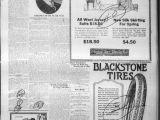 Dons Tire Abilene Ks the Abilene Daily Reporter Abilene Tex Vol 34 No 88 Ed 1
