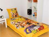 Dragon Ball Z Comforter Set Dragonball Z Parure De Couette Enfant 140 X 200 Cm Achat