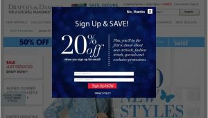 Drapers Com Closeout Closet Drapers and Damons Coupons Drapers Com Promo Codes