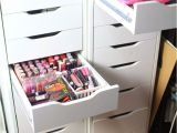 Dupe for Ikea Alex Drawers Bedroom Ikea Alex Dupe Ikea Cosmetic organizer Ikea Makeup