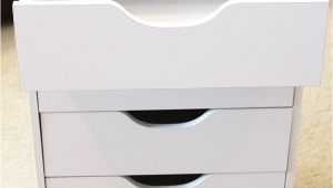 Dupe for Ikea Alex Drawers Perfect Makeup Storage From Micheals Ikea Alex Drawers Dupe Http