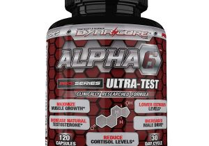 Dyna Storm Pre Workout Amazon Com Dyna Core Labs Alpha 6 Clinicaly Tested Testosterone