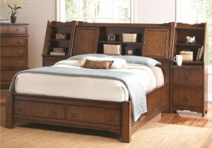 Eastern King Bed Vs Cal King Grendel Eastern King Bookcase Bed with Footboard Storage and Hutch