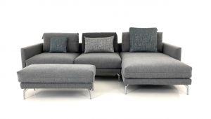 Ebay Ikea sofa Cover Karlstad Ikea sofa Grau Recamiere Shredyr Recamiere
