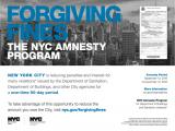 Ecb Violations Penalty forgiveness forgiving Fines the Nyc Amnesty Program Jamaica 311