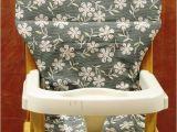 Eddie Bauer High Chair Replacement Cover Eddie Bauer High Chair Pad Replacement Cover Dotted Daisy