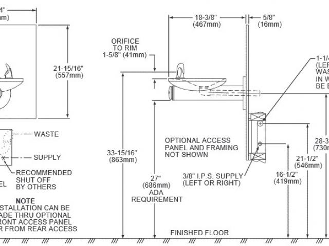 Elkay Water Fountain Parts Diagram