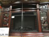 Ember Hearth Electric Fireplace Media Console Costco Electric Fireplace Costco Aionkinahkaufen Com