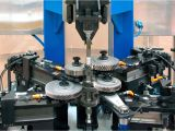 Enlist the Name Of Precision Measuring tools Used In Production Marposs Gauging Line for Gear Inspection