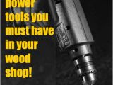 Essential Woodworking Power tools 9 Must Have Power tools for A Woodworking Business