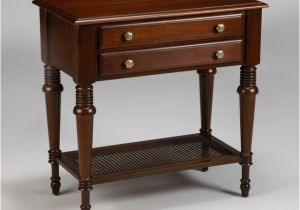 Ethan Allen Bedside Table British Classics Cayman Night Table Traditional