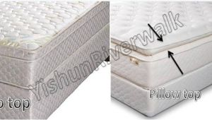 Euro top Vs Pillow top Euro top Mattress Vs Pillow top Mattress