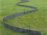 Everedge Steel Lawn Edging Everedge Titan Galvanised Steel Landscape Edging