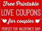 Everything but the House Coupon Code Free Printable Love Coupons for Couples On Valentine 39 S Day