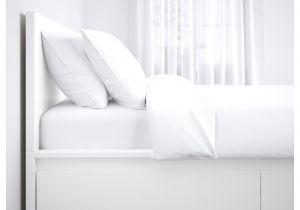 Extra Strong Bed Frame Malm Bedframe Hoog Met 4 Bedlades Wit Netherlands Apartment