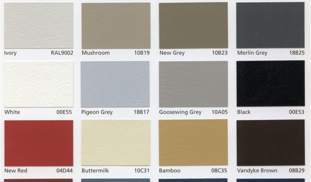 Fabral Metal Roofing Color Chart Fabral Metal Roofing Color Chart