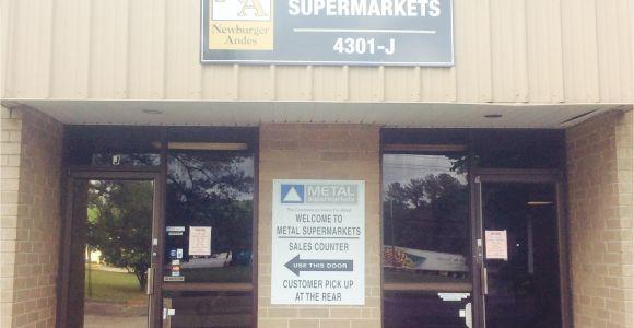 Fabric Stores Near Augusta Ga atlanta Metal Supermarkets Steel Aluminum Stainless Hot