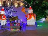 Fairy Lights Bed Bath and Beyond 25 Outdoor Christmas Decoration Ideas In Pictures